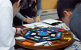 具体的な戦略マネージメントゲームの進め方とは?